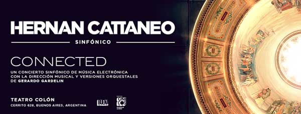 Hernan Cattaneo presenta CONNECTED