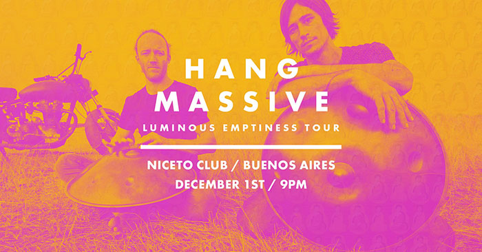 Hang Massive en Niceto Club
