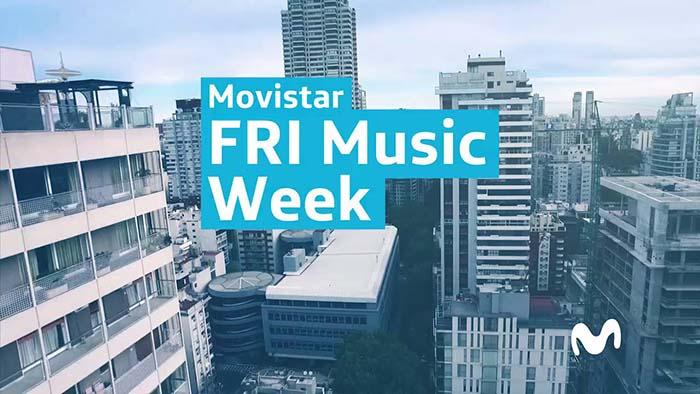 Movistar FRI Music